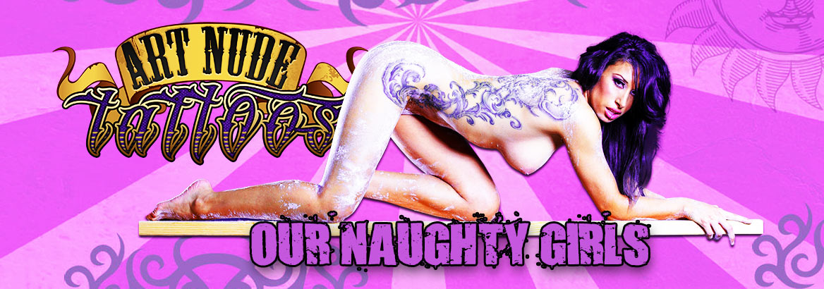 Meet All the Girls as a Member!! ArtNudeTattoos.com!